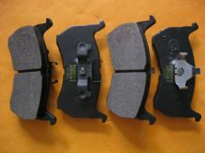 MAZDA 626 MONTROSE (82-87) NEW DISC BRAKE PADS - DB294